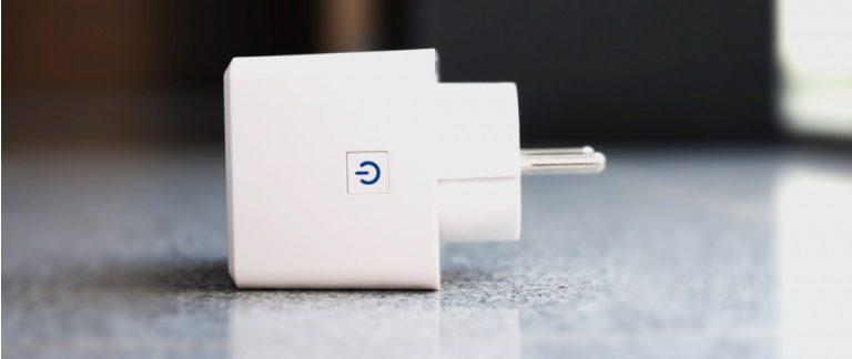 gniazdko elektryczne do pomiaru prądu wifi